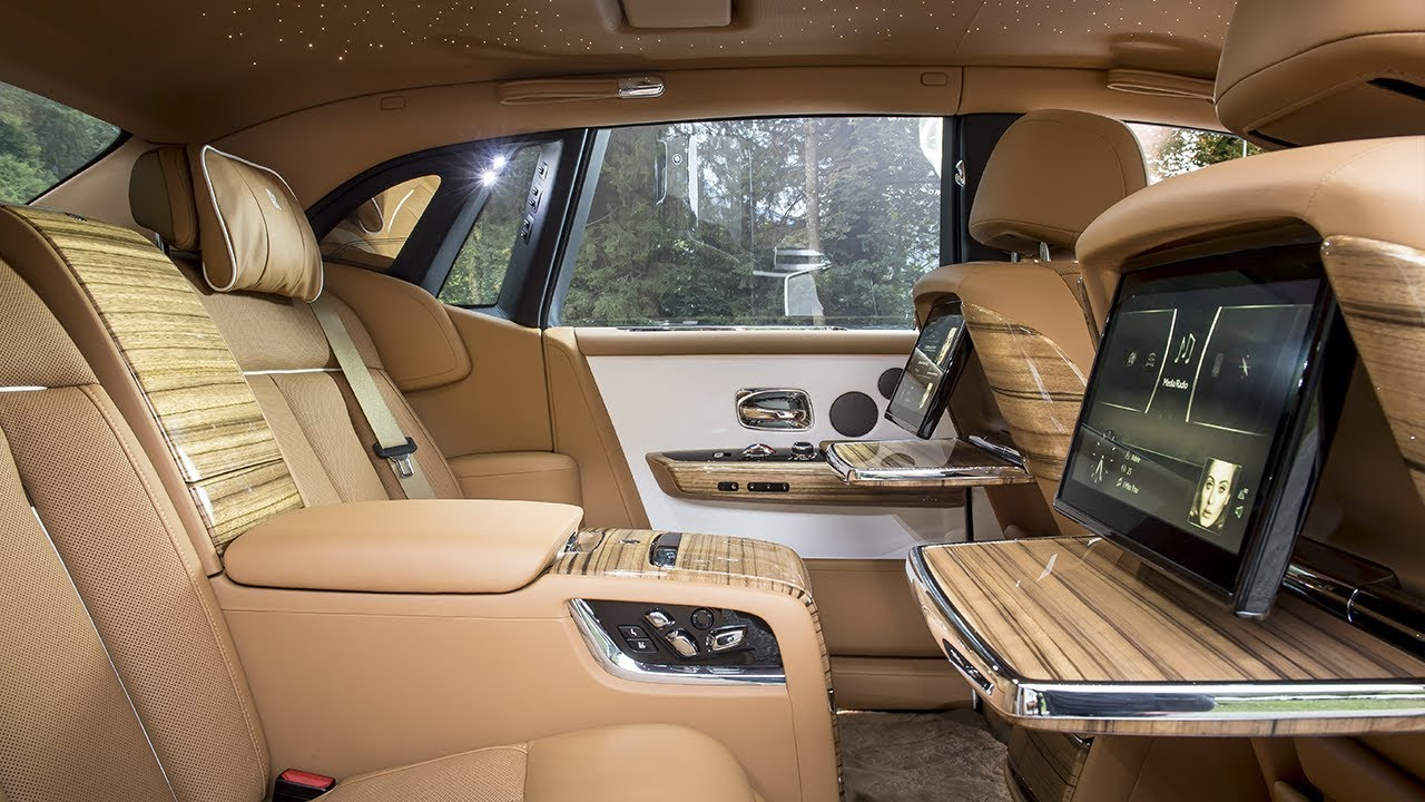 The Rolls Royce Phantom Viii The Luxe Digest The Leading Source For Luxury In Africa